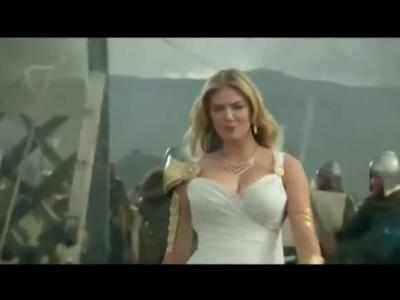 Game Of War et Kate Upton