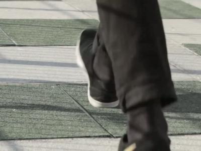 Pavegen : le trottoir qui crée de l'électricité (VO)