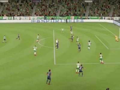 PSG - ASSE sur FIFA 20 : résumé et buts (finale de la Coupe de France)