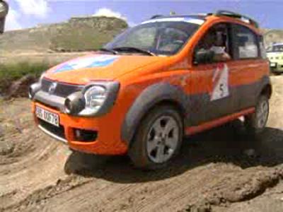 Essai Fiat 4x4 Cross