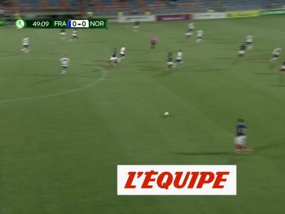 Euro U19 : France - Norvège, le but et le résumé du match en vidéo !