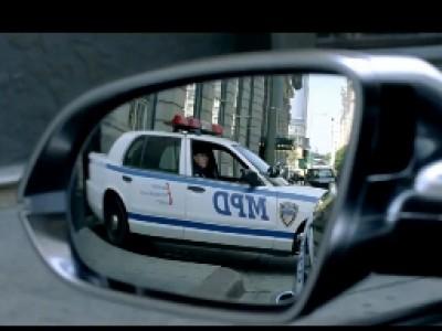 Comportement suspect à bord d'une Audi S8