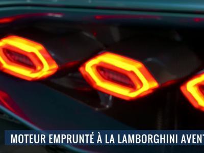 Lamborghini Sian Roadster : présentation de la supercar en vidéo