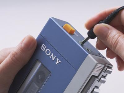 Le Sony Walkman fête ses 40 ans !