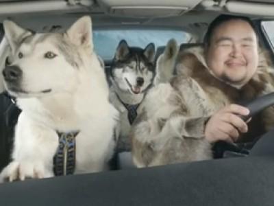 Super Bowl 2012 : les esquimaux préfèrent la Suzuki Kizashi