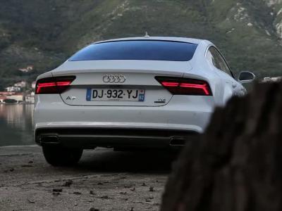 Essai Audi A7 Sportback V6 3.0 TDI