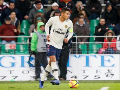 Saint-Etienne - PSG : le bilan des Parisiens à Geoffroy Guichard