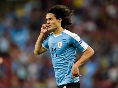 Copa America 2019 : l'incroyable loupé d'Edinson Cavani