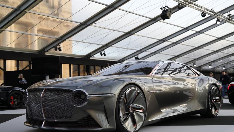 Bentley EXP 100 GT : découverte au Festival Automobile International 2020