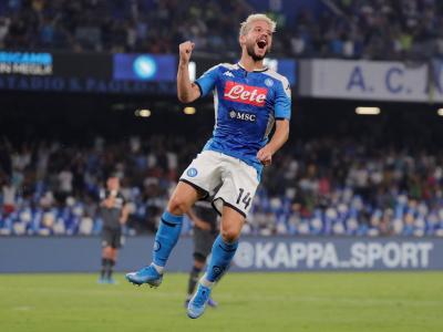 Naples - Sampdoria : le résume et les buts de la rencontre