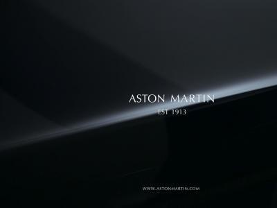 Aston Martin Rapid E : trailer vidéo de la 1ère voiture 100% électrique de la marque britannique