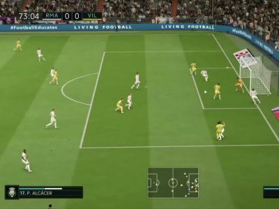 Real Madrid - Villarreal FC : notre simulation FIFA 20 (Liga - 37e journée)