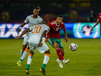 Maroc - Côte d'Ivoire : le résumé et le but en vidéo