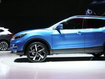 Genève 2017 : Nissan Qashqai