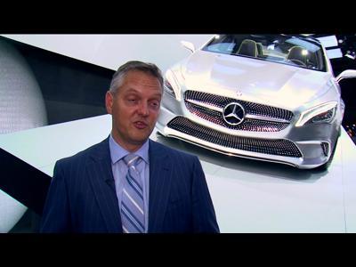 Mercedes CSC - Mondial 2012