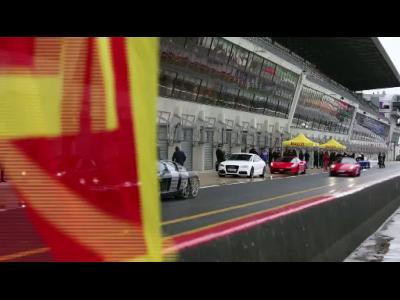 Une journée en supercar avec Pirelli
