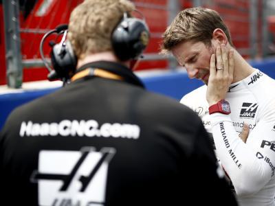 Grand Prix des États-Unis de F1 : Grosjean, le bout du tunnel à la maison ?