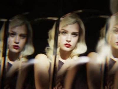 Vidéos : Joséphine Skriver pour Vs.Magazine