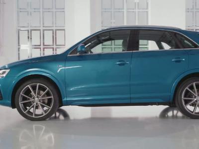 Essai Audi Q3 2.0 Ultra 150 ch