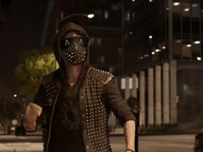 Watch Dogs 2 : trailer de présentation de la figurine Wrench