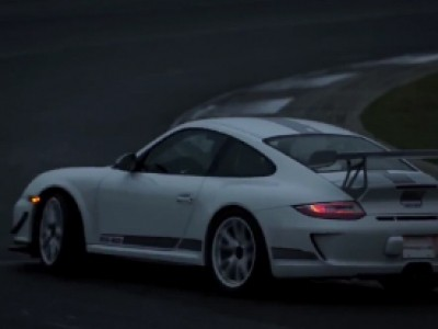Livraison de café en Porsche GT3 RS 4.0