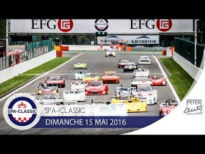 Spa-Classic 2016 : les moments forts (dimanche)