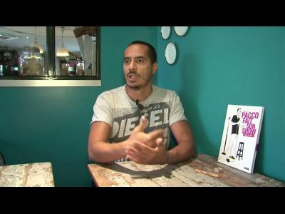 Interview : Pacco signe le premier one man show en BD