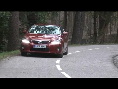 Biocar 02/2011 : essai Lexus CT200h