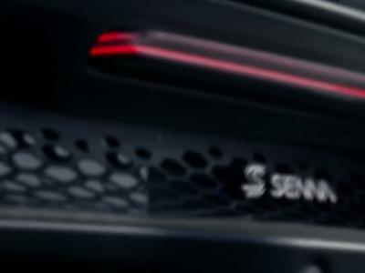 La McLaren Senna fait rugir son V8 en vidéo