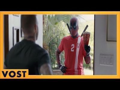 DEADPOOL 2, Beckham vs Deadpool : La rencontre au sommet !