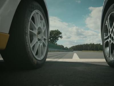 L'Opel Ampera-e plus rapide que des Opel de course