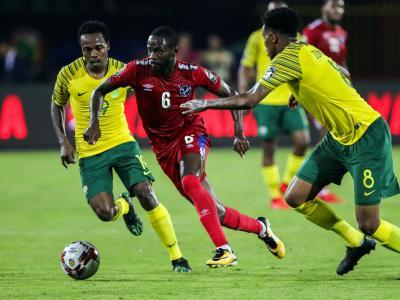 Afrique du Sud - Namibie : le résumé du match et le but