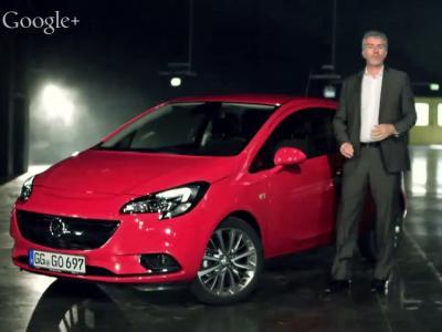 La nouvelle Opel Corsa en vidéo