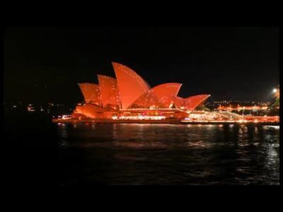 Sydney en couleurs