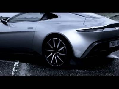 James Bond aura une Aston Martin DB10 sur mesure