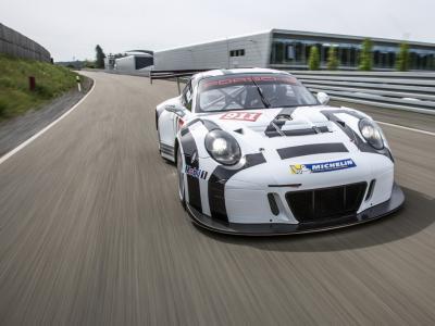 Porsche dévoile sa nouvelle 911 GT3 R