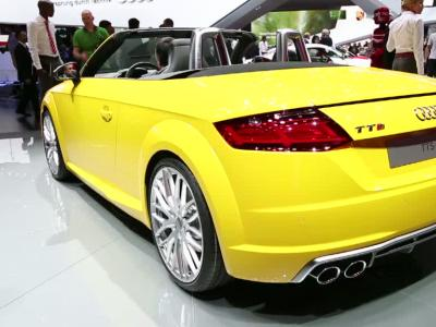 Mondial 2014 : Audi TT S
