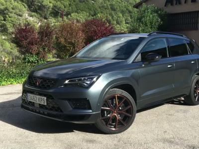 Cupra Ateca : premier contact avec le SUV sportif