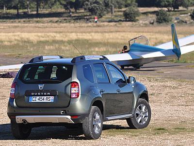 Essai Dacia Duster restylé 1.5 dCi 110 ch 4x2 Prestige