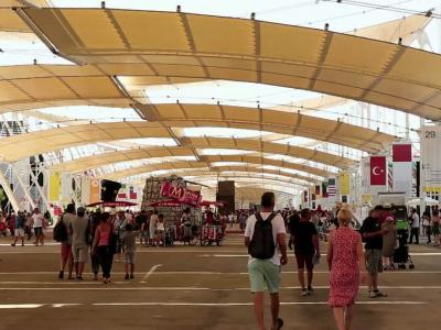 Milano Expo - Visité guidée