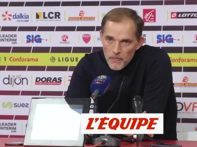Tuchel « Des décisions dures pour Edi » - Foot - L1 - PSG