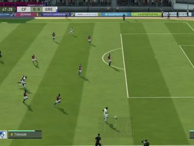 Clermont Foot 63 - Grenoble Foot 38 sur FIFA 20 : résumé et buts (L2 - 35e journée)