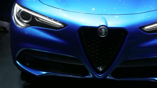 Genève 2017 : Alfa Romeo Stelvio