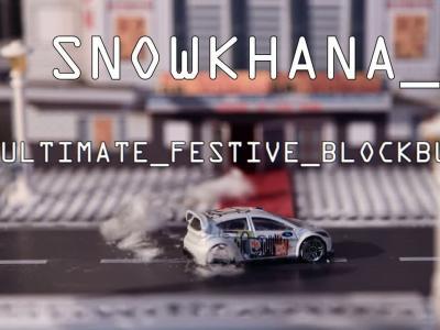 Ford revisite le cinéma avec son Snowkhana 5
