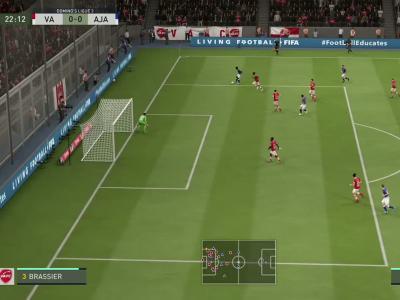 Valenciennes FC - AJ Auxerre : notre simulation FIFA 20 (L2 - 35e journée)