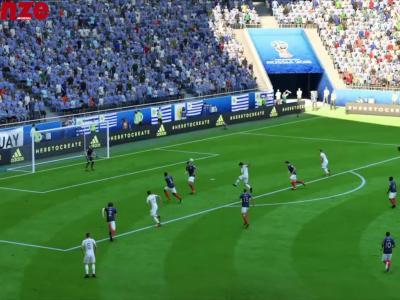 Uruguay - France : notre simulation sur FIFA 18