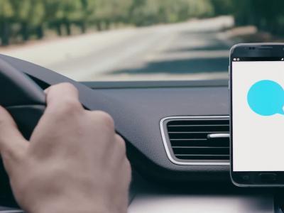 Logitech Zero Touch : présentation de l'accessoire connecté pour la voiture (VO)