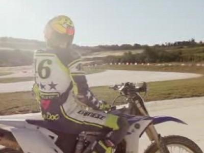 Le paradis selon Valentino Rossi
