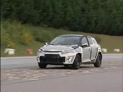 Renault Megane 3 - Tests sur route