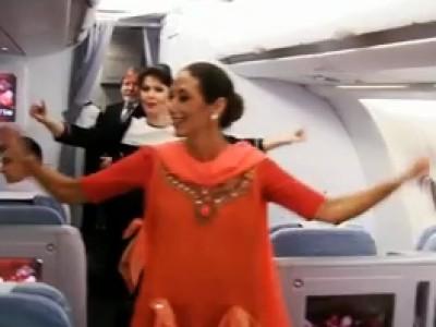 Un vol pour l'Inde... mais en chansons s'il vous plait !